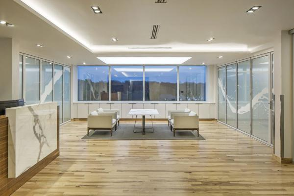 New Glass Wall Systems for Building Exteriors & Interiors