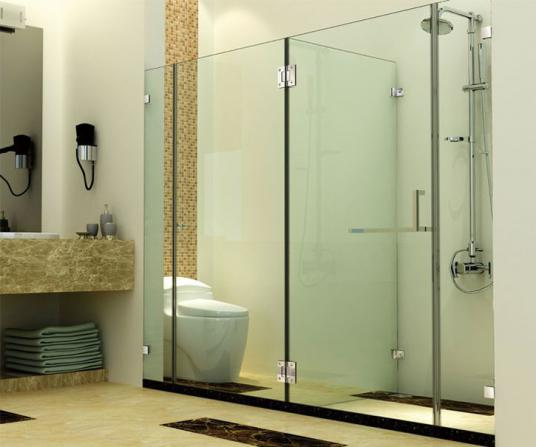 Durable and Cheap Glass Panels for Walls